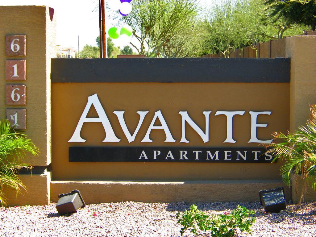 Avante Apartments Phoenix Az Walk Score