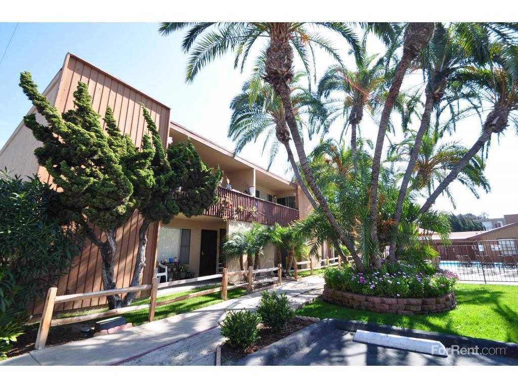 Sunset Villa Apartments, Chula Vista CA - Walk Score