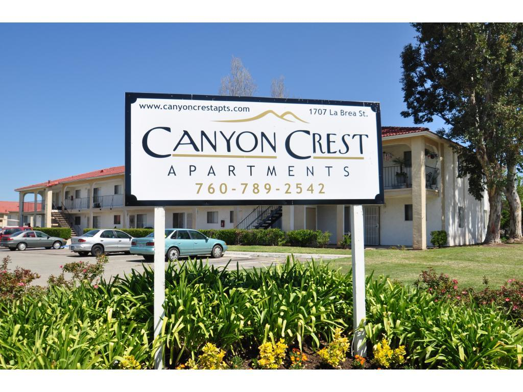 Canyon Crest Apartments photo #1