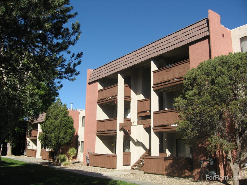 Mission Hill Apartments Albuquerque