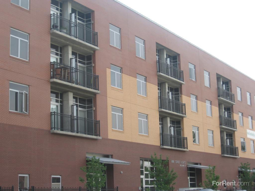 Vine Street Lofts Apartments photo #1