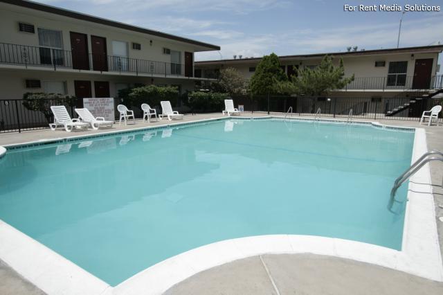 Warren Terrace Apartments El Paso Tx