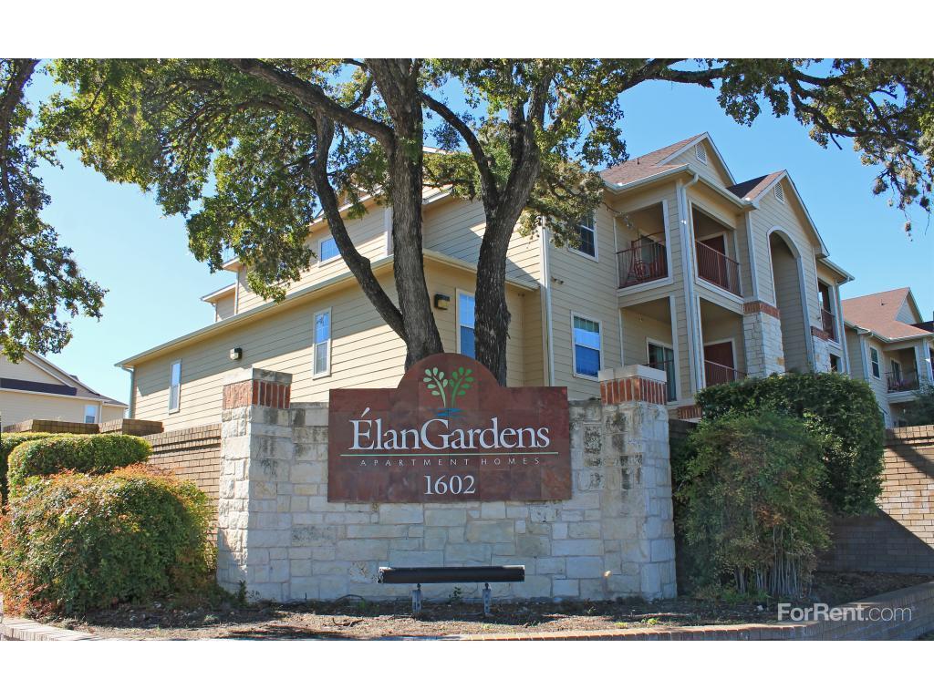 Elan Gardens Apartments San Antonio