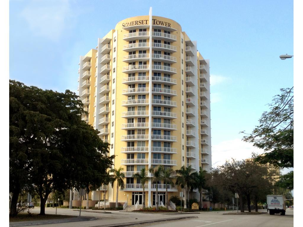 Somerset Tower Apartments photo #1