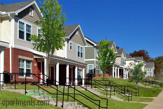 Cumberland Manor-Metropolitan Village Apartments, Little Rock AR ...
