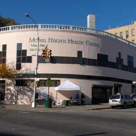 Photo of Morris Heights Health Center