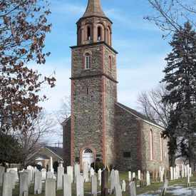 Photo of Saint Paul's Church National Historic Site