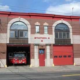 Photo of Mt Vernon Fire Station