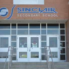 Photo of Sinclair Secondary School