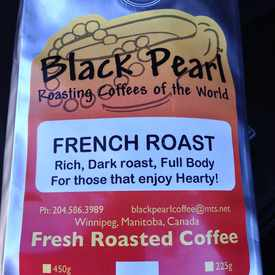 Photo of Black Pearl Coffee - Beans