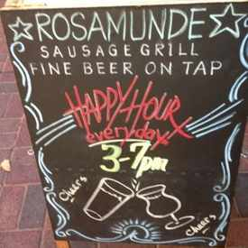 Photo of Rosamunde Sausage Grill