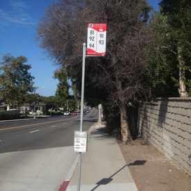 Photo of Public Transportation Stop