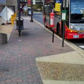 Photo of Georgetown Univ. Transportation Shuttle (GUTS)
