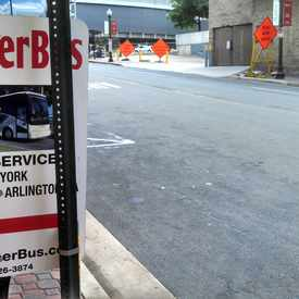 Photo of Tripper Arlington - NYC bus stop