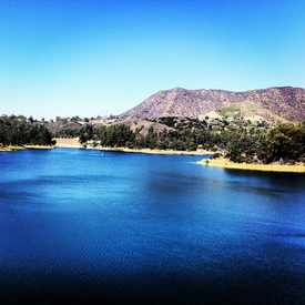 Photo of Hollywood Reservoir