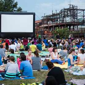 Photo of NoMa Summer Screen