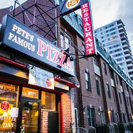 Photo of Pete's Famous Pizza Fairmount Ave