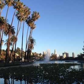 Photo of Echo Park Lake