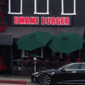 Photo of Umami Burger Studio City