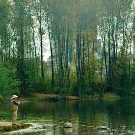 Photo of Lafarge Lake, Coquitlam