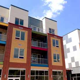 Photo of Doughboy Square Apartments