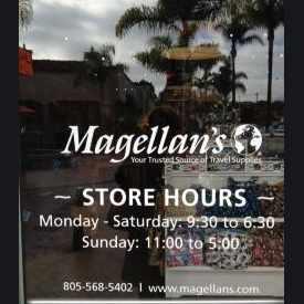 Photo of Magellan's Travel Supplies