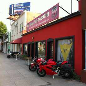 Photo of beverly hills ducati