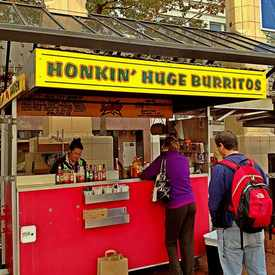 Photo of Honkin' Huge Burritos