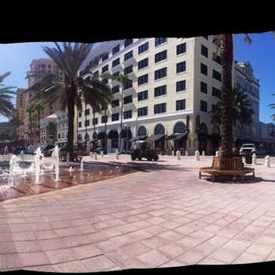 Photo of Centennial Square Fountains
