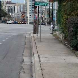 Photo of The Lance Armstrong Bikeway