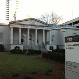 Photo of Academy of Medicine