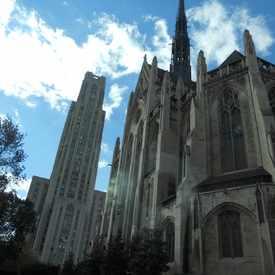 Photo of Heinz Memorial Chapel