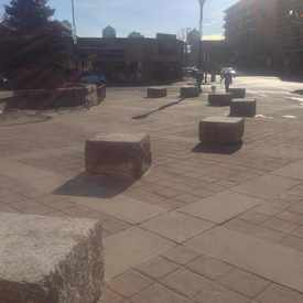 Photo of 10th Street Seating