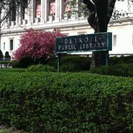 Photo of Detroit Public Library