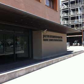 Photo of Jacob Bernard Pincus Music Educayion Center