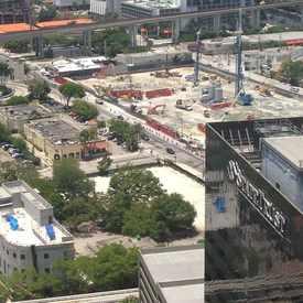 Photo of South Miami Av Street Closure