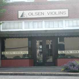 Photo of Olsen Violins
