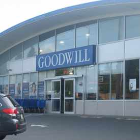 Photo of Goodwill