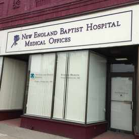 Photo of New England Baptist Hospital Medical Offices