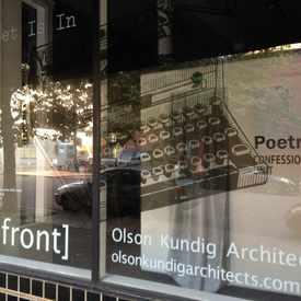 Photo of Storefront: Olson Kundig Architects