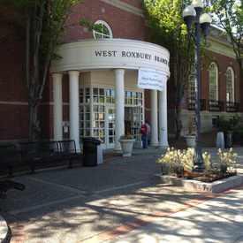 Photo of West Roxbury Public Library