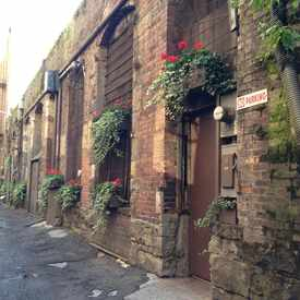 Photo of Pioneer Passage Alley