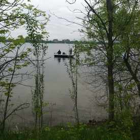 Photo of Fishing On Lake Calhoun