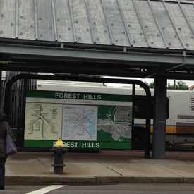 Photo of Forest Hills Bus Station