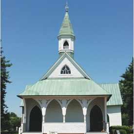 Photo of Confederate Memorial Chapel
