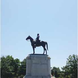Photo of Stonewall Jackson Statue