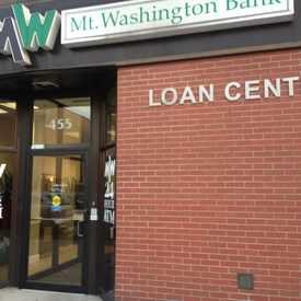 Photo of Mt Washington Bank