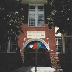 Photo of William F. Fox Model School