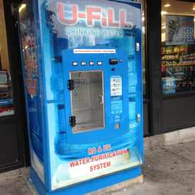 Photo of U-fill Drinking Water