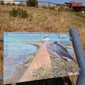 Photo of Heron's Head Park